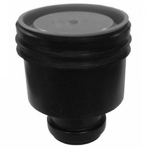 DSS pot-sifon onder uitlaat
