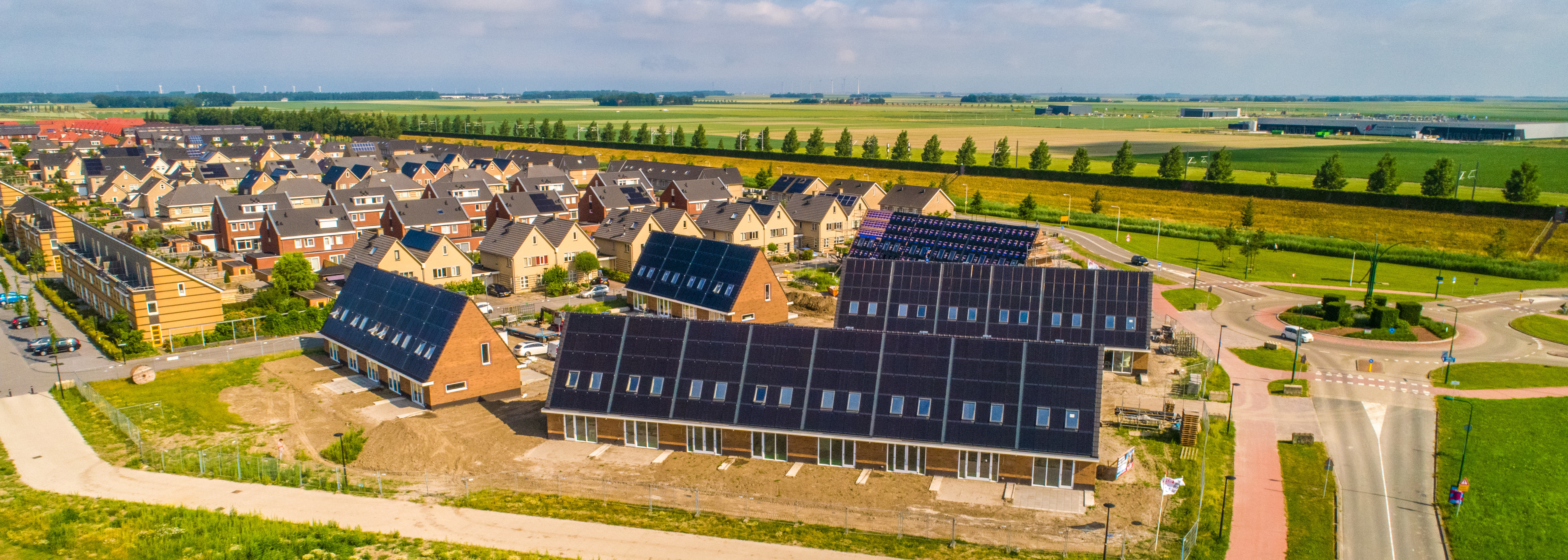 Project Gildenhof in Dronten